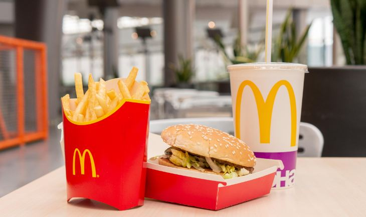 McDonald's Customer Satisfaction Survey 2021